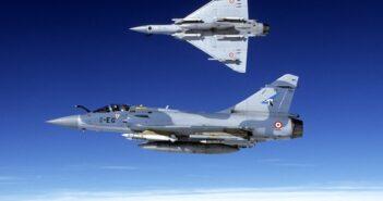 """Dassault Mirage 2000-5 der EC 1/2 """"Störche"""""""