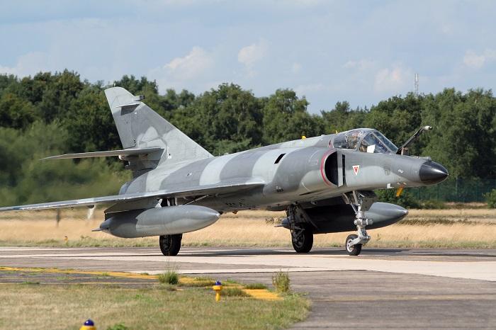 Geballte Power: Das Kampfflugzeug geht in den Ruhestand