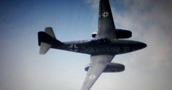 AIRPOWER16 in Zeltweg: Me 262 Replica am Start
