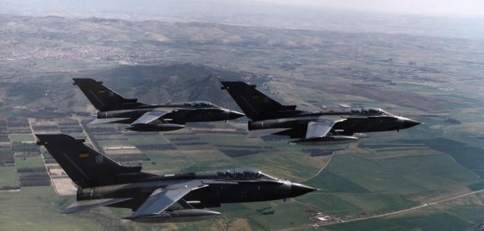 """MRCA """"Tornado"""" des aufgelösten Marinefliegergeschwader 2"""