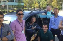 Rosetta Flight Control Team des European Space Operations Centre (ESOC)