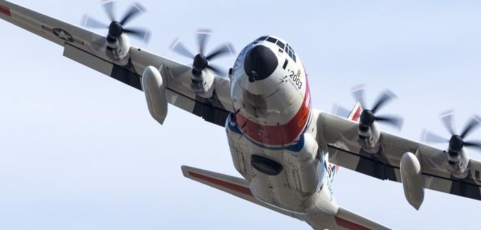 """Lockheed C-130J """"Hercules"""" für die Luftwaffe"""