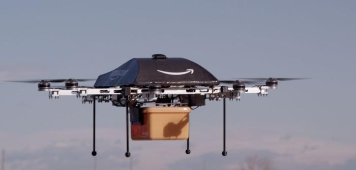 Online-Handel schreit nach Drohnen: die Robot-Flieger sind bald allgegenwärtig