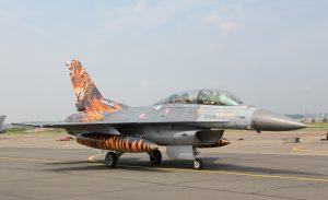 Die Türkei verfügt über 240 F-16-Jäger verschiedener Versionen und baut das Flugzeug in Lizenz. (#1)