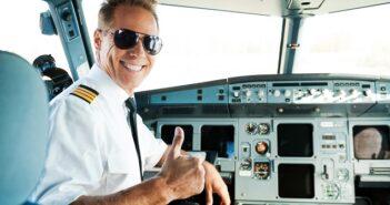 Gehalt in der Luftfahrt mit Alter 30 Jahre