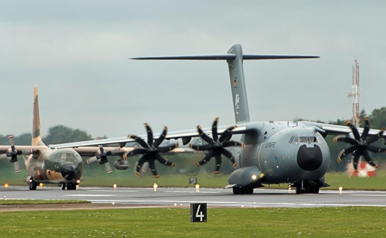 A400M-C-130-Herc...C130 Luftwaffe