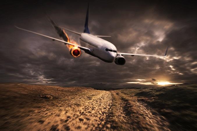 Die Gründe für einen Flugzeugabsturz sind so unterschiedlich wie die Katastrophen selbst. Oftmals handelt es sich bei dem Absturz einer Maschine um einen Unfall, der aufgrund von menschlichem Versagen erfolgte. (#01)