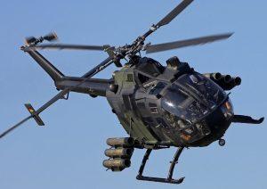 Ein Panzerabwehr-Hubschrauber 2010 bei der Infoübung des Heeres in Munster. (#2)