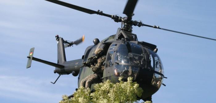 Bo Hubschrauber MBB Bo 105: Ein Klassiker hat Geburtstag