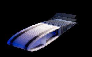 Die gedruckte und formveränderliche Flügelhinterkante kommt ohne herkömmliche Klappensysteme aus.  (#4)