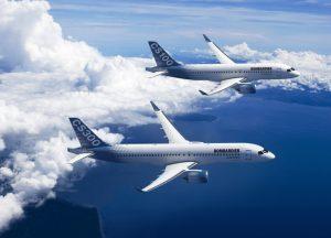 Künstlerische Darstellung der CS100 und der etwas größeren CS300 (vorne). (#3)