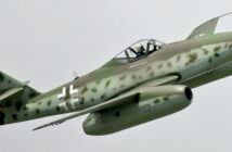 Messerschmitt Me 262: Erstflug der Schwalbe vor 75 Jahren