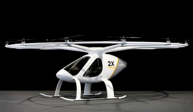 Der 2X wurde erstmals auf der Luftfahrtmesse Aero 2017 in Friedrichshafen vorgestellt.