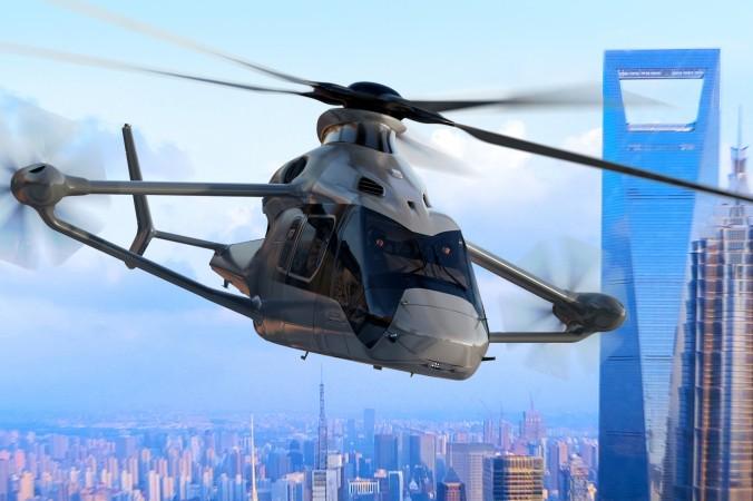 """Denkbare Einsatzbereiche für den """"Racer"""": Polizeihubschrauber, Such- und Rettungsaufgaben, Geschäftsfliegerei, aber auch militärische Aufgaben wie Aufklärung oder der Transport von Spezialkräften."""