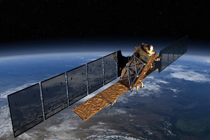 """Das Erdbeobachtungsprogramm """"Copernicus"""" sammelt Daten für eine Vielzahl von Anwendern in Wissenschaft, Wirtschaft und Politik. Die neuen """"Sentinel""""-Raumsonden werden speziell für dieses Programm gebaut."""