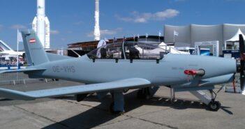 Diamond Aircrafts DART-450: Turboprop-Trainer aus Österreich