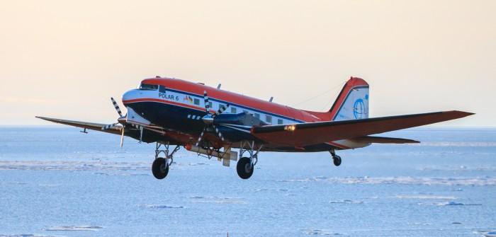 "Basler BT-67 ""Polar 6"": Mit dem Rosinenbomber zum Nordpol"