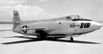Bell X-1: Erster Überschallflug der Geschichte