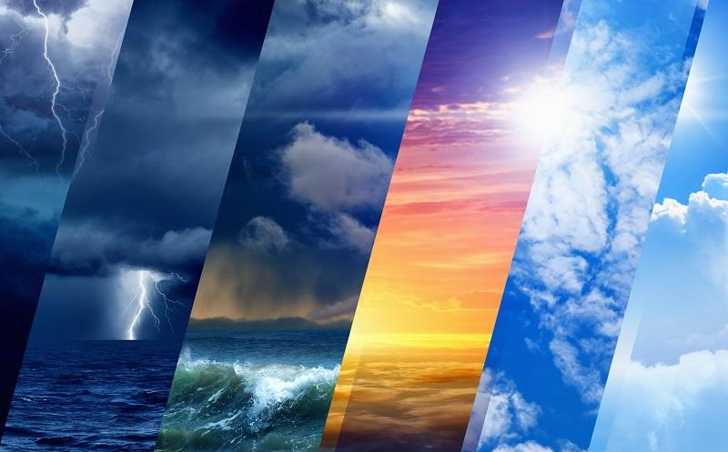 Die Lehre vom Wetter ist essentiell für Piloten. (#03)