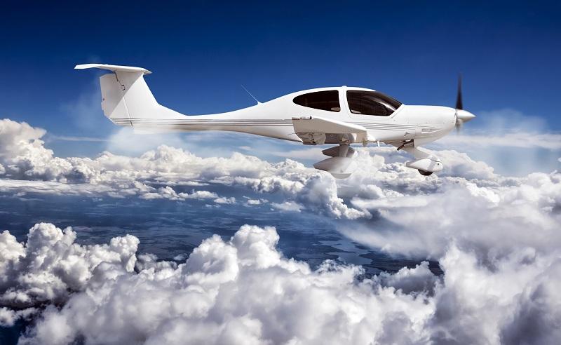 Hobbyflieger entscheiden sich genau aus diesen Freiheitsgründen oft für einen Flugschein. (#01)