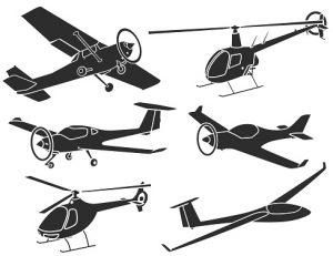 Je größer das Flugzeug, desto höher sind auch die Flugschein Kosten. (#04)