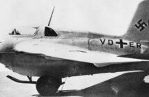 Mit einer Me 163B erreichte Dittmar 1944 dann sogar 1130 km/h. Die einfache Schallgeschwindigkeit liegt bei 1200 km/h.