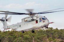 Die Bundeswehr wird möglicherweise 41 Maschinen der neuen CH-53K beschaffen.