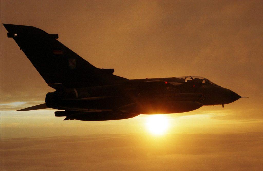 """Trotz seines Alters ist der MRCA """"Tornado"""" immer noch die wichtigste Plattform der Luftwaffe für Aufklärung, Luftangriff und die Bekämpfung gegnerischer Radarsysteme. (#1)"""
