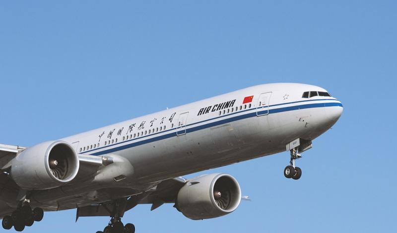 Die C 919 wird ein Teil der Flugzeugflotte von Air China. (#1)