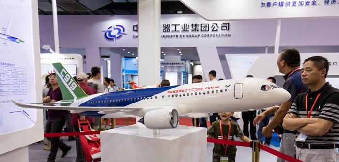 Comac C919: Passagierjet aus China