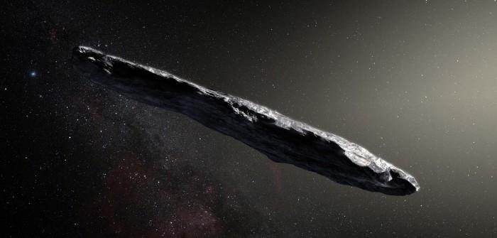 'Oumuamuas: Interstellarer Besucher wahrscheinlich ein Komet