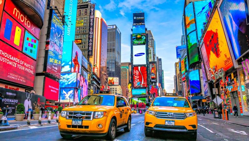 Egal, ob Sie New York entdecken oder die Rückreise antreten wollen: In New York brauchen Sie Zeit.