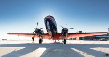 Messflüge im Hohen Norden: Wie der Ruß in die Arktis kommt