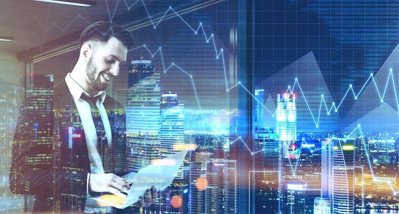 Die digitale Kommunikationstechnologie hat auch die Finanzmärkte tiefgreifend verändert.