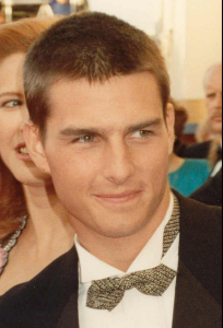Hollywood-Star Tom Cruise, aufgenommen 1989 bei den Academy Awards. (#1)