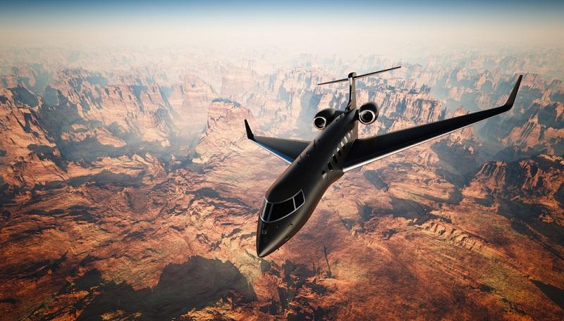 Es gibt verschiedene Jet-Klassen, die sich für Kurz- oder Langstrecken, größere und kleinere Gruppen eignen.  ( Foto: shutterstock_SFIO CRACHO )