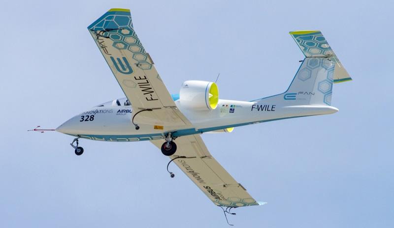 Die Elektroflugzeuge setzen den Trend der e-Mobilität in der Luftfahrt fort und mit dem klimaneutralen Flug steuert die Luftfahrt massiv in das Nachhaltigkeitsbewusstsein der Menschen. ( Foto:  Shutterstock-Philipp Hayer )