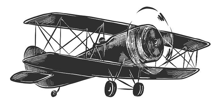 Erstes Flugzeug: Ausflug in die Geschichte der Fliegerei (Foto: Shutterstock- AkimD )