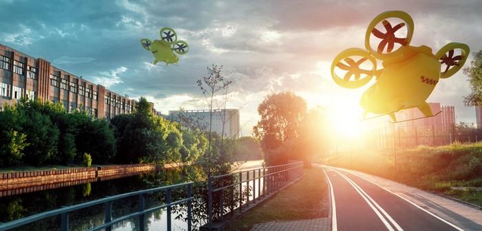 Autonomous Flying: Technologiekooperation von Airbus und Mercury Systems (Foto: shutterstock - Marko Aliaksandr)
